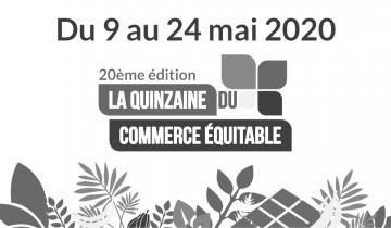 20ème édition – Quinzaine de commerce équitable !